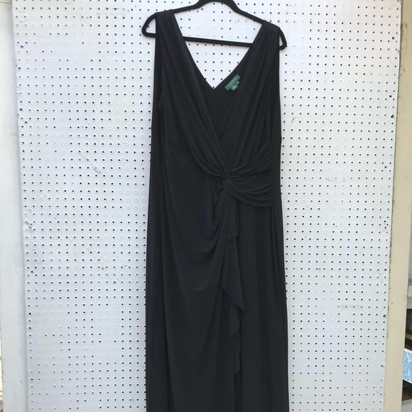 Ralph Lauren Dresses Evening Gown Plus Size 22 Poshmark